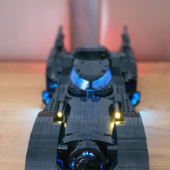 ❤️❤️ This lighting kit for @LEGO set 76139 1989 Batmobile