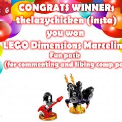 winner post