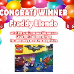 Winner - freddy liendo