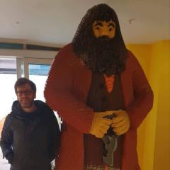 Hagrid .. Legoland mcr