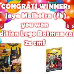 winner @ Jaya Malhotra