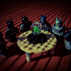(Dark) Knights of the Round Table