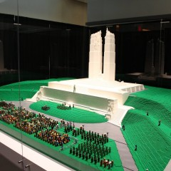 peter fairhead 100th anniversary of the Battle of Vimy Ridge in France
